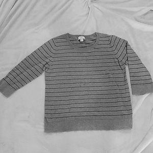 Ann Taylor LOFT sweater size L